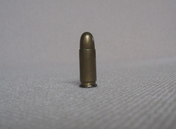 Patrone Kal. 7,65 mm RmS