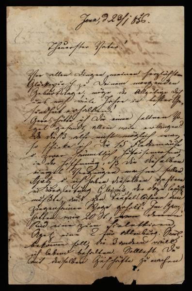 3881 - Brief - Seite 1