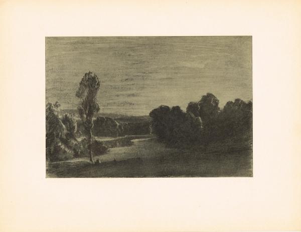 Landschaft im Isartal
