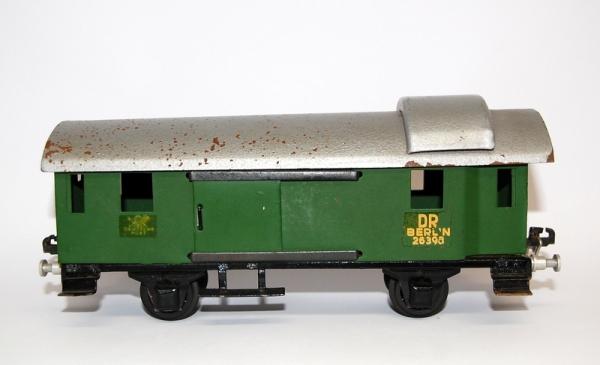 Postwagen